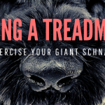 Using a Treadmill to Exercise your Giant Schnauzer